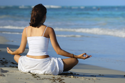 Mindful Meditation Can Control Depression