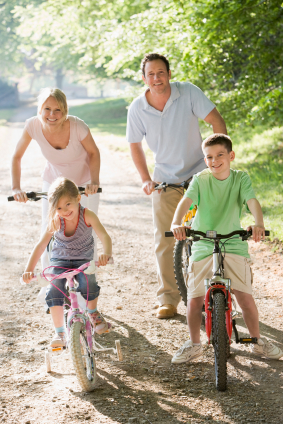 Keep Your Family Fit