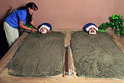 Mud Therapy Alleviates Fibromyalgia Pain