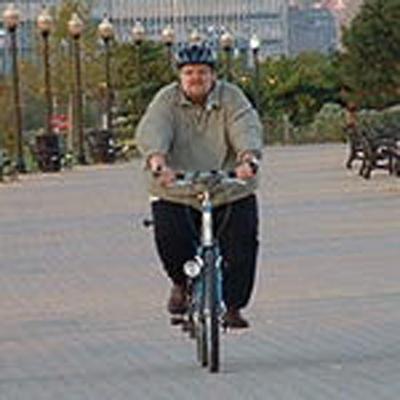UltraFit – Large Fella On A Bike