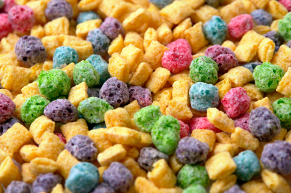 Some Breakfast Cereals Marketed To Children Are More Than 50 Percent Sugar
