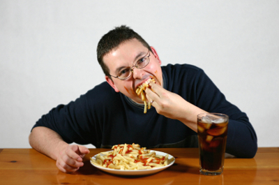 Weight Loss – Overeating Can Throw Off Metabolism ~ Hypnosis Health Info