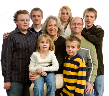 Childhood Obesity: Make Weight Loss A Family Affair ~ Set Goals
