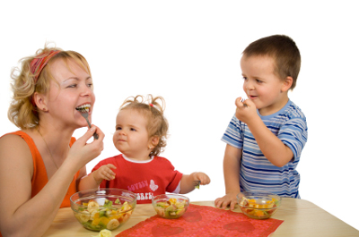 Childhood Obesity: Make Weight Loss A Family Affair ~ Start Small