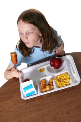 "Curb Childhood Obesity ~ Get ""Junk"" Food Out of U.S. Schools"