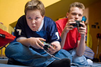 Childhood Obesity: Make Weight Loss A Family Affair ~ Limit Household Screen Time