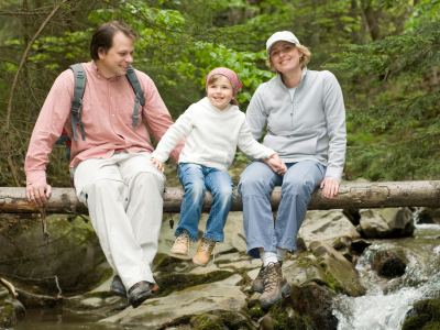 Childhood Obesity: Make Weight Loss A Family Affair ~ Be A Positive Role Model