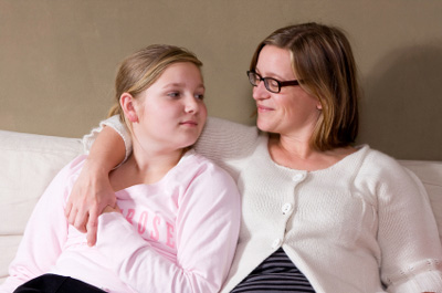 Childhood Obesity ~ Teen Weight Loss: Have A Heart To Heart
