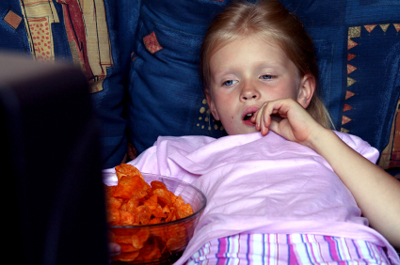 More From Seattle Hypnosis ~ Marketing Junk Food & Childhood Obesity