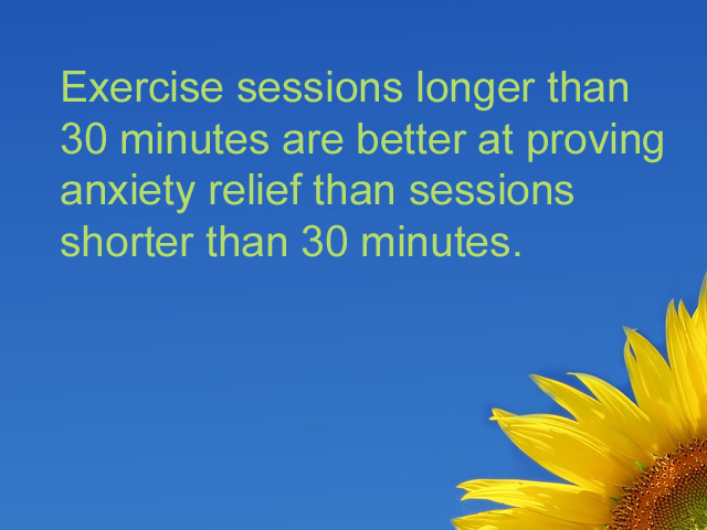 Exercise Hypnosis For Anxiety In Chronically Ill People