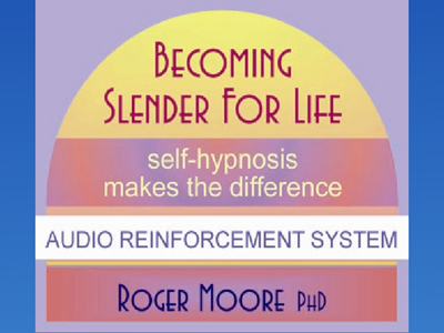 Becoming Slender For Life Hypnosis CD Set