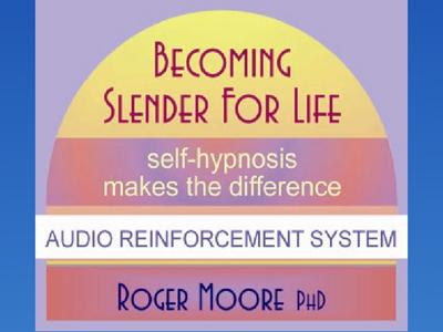 Becoming Slender For Life Hypnosis CD Set