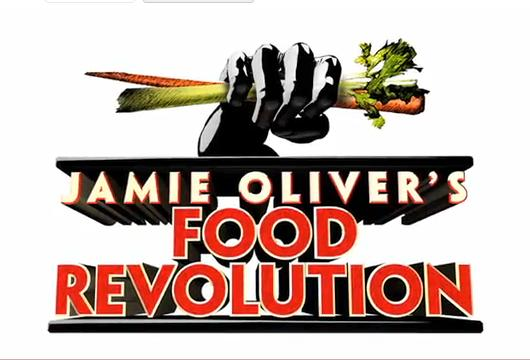 Jamie Oliver's Food Revolution Update May 14, 2010