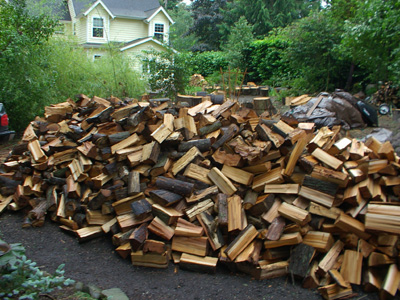 Self-hypnosis and Your Wood Pile
