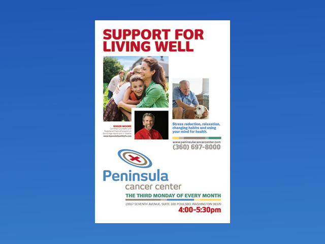 Support for living well for Living light hypnosis