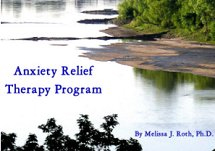 Melissa Roth ~ Anxiety Relief Therapy Program