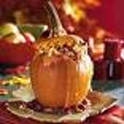 It's Stuffed Pumpkin time!
