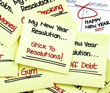 New Year's Resolutions 2011 ~ Hypnosis Health Info