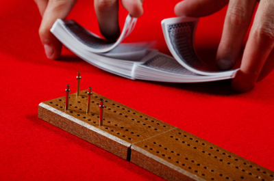 Life with Mom Week 12 ~ Cribbage