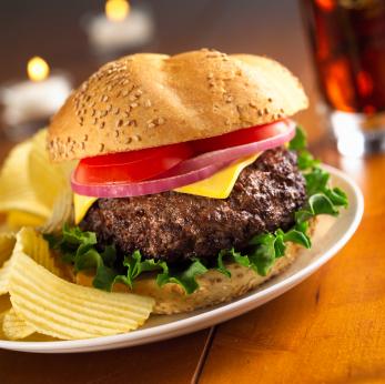 Think…. and Say No to Junk Food