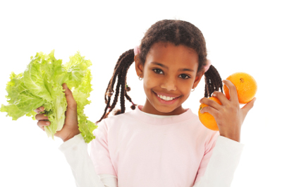 Children Who Are Vegan Have Lower BMI