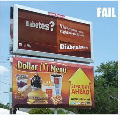 "Turkey Sub & McDonald's Oatmeal Among Worst ""Healthy"" Fast Foods"