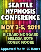 Seattle Counseling & Hypnotherapy Conference Fall 2011