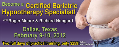 Become a Certified Bariatric Hypnotherapy Specialist