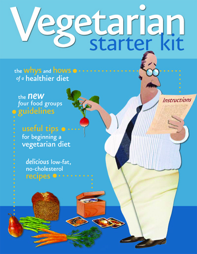 Vegan starter kit