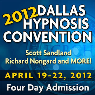 Dallas Hypnosis Convention 2012