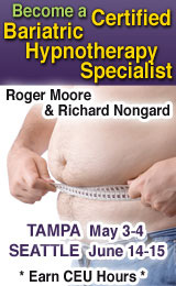 Bariatric Counseling and Hypnotherapy Certification Tampa & Seattle