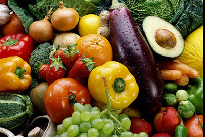 Eat fruits and veggies to lower breast cancer risk