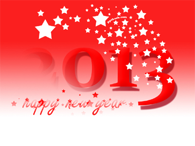 Happy, Happy, New Year!