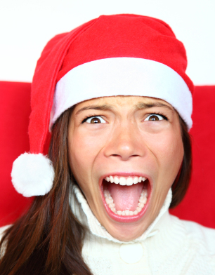 Stress and depression during the holidays