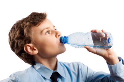 Is your child drinking water?
