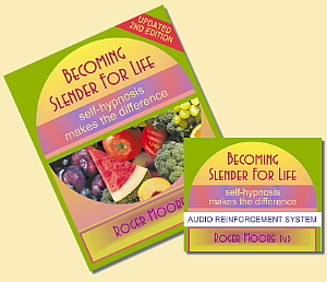 Ask Roger: Why do I need both your book, Becoming Slender For Life and your MP3 downloads to lose weight?