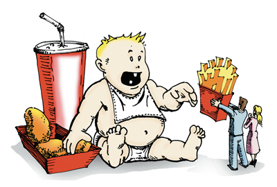 How many calories are your kids consuming?