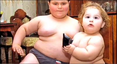 Middle Schooler Solves Obesity Crisis