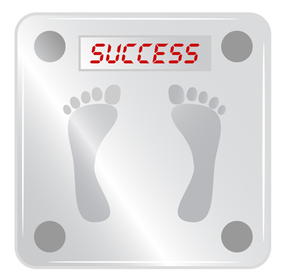 Weight loss success ~ Learn from some long-term losers