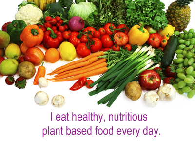 Prevent cancer with plant based diet