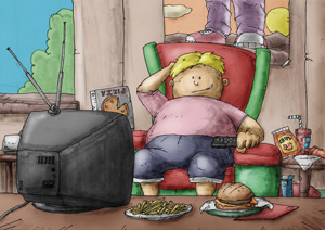 Childhood obesity ~ Food the largest source of child abuse ~ John McDougall