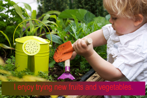 Tricks to get your kids to eat their vegetables