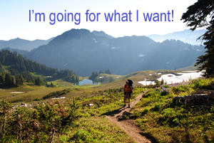 What do you really want? Becoming Slender For Life