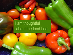 Food for thought … and health ~ Making a case for plant based nutrition
