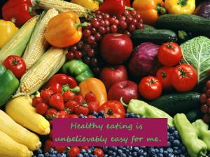 Make healthy eating unbelievably easy ~ Luke Durward
