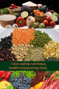 5 Day sample meal plan ~ Julieanna Hever