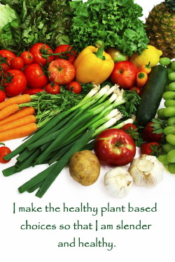 Vegetarian diet leads to weight loss and health