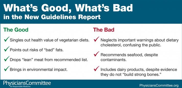 Dietary Guidelines Advisory Committee Report