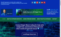 Welcome to Seattle Hypnosis with Roger Moore