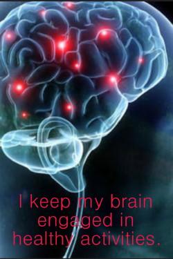 Want A Healthy Brain?
